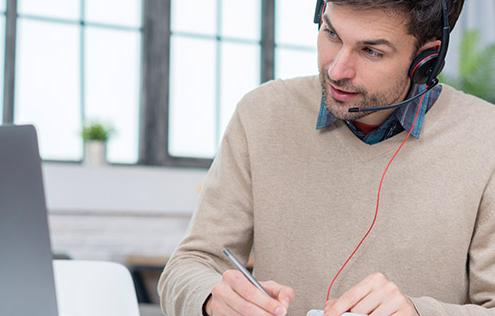 Kunden online besuchen | Sales Excellence