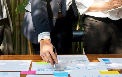 Vorgehen bei der Moderation von Strategieprozessen | Sales Excellence